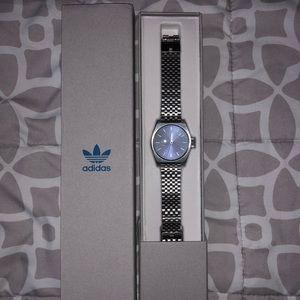 Silver Adidas Original Watch